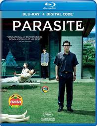 毛毛小舖--藍光BD 寄生上流 美國版 Parasite