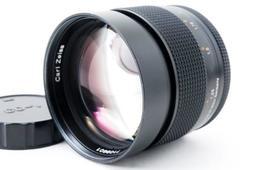 CONTAX Carl Zeiss T* Planar 85mm F1.4 MMG