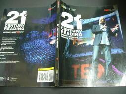 文瑄書坊 21st Century Reading TED Talks 4 9781305265721