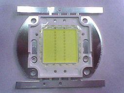 高亮度 正白光 白色 20W大功率LED集成光源 燈珠/優質銅支架{42}[58209]