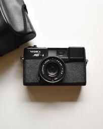 yashica mf-1 骨董相機  底片相機