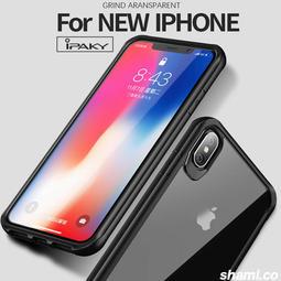 iPaky鑑定防摔!iPhone 11 XS MAX Pro XR 7 8 6S Plus S10 手機殼【PH737】