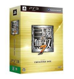 全新未拆【快樂街 】 PS3 真 三國無雙 7 中文限定版 寶物箱