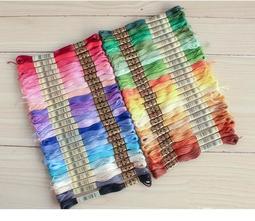 【翰翰手作材料】法國進口 DMC 25號  正品純棉 基礎常用50色 刺繡 十字繡繡線