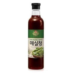 韓國 CJ 思潮 梅子醬 (1.025kg) 韓式料理調味