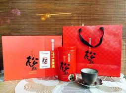 有機【金牌紅茶禮盒】(手採) 150克