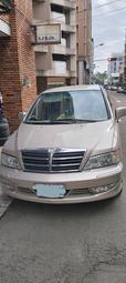 自賣 Mitsubishi Savrin 2003年款 2.0L 璀璨金/歡迎來試車