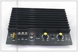 重低音擴大器適合8寸/10寸/12寸重低音喇叭用600W