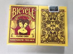 [808 MAGIC] 魔術道具 BICYCLE sideshow freaks