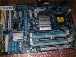 JULE 3C會社-技嘉 EP45T-UD3LR P45/DDR3/45奈米/動態節能/超耐久/良品/775 主機板