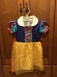 萬聖節 女童 白雪公主裝(免運)