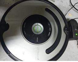 二手iRobot-Roomba 561機器人掃地機(上電有反應可以運轉並可以回充電器位址)