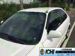 Honda K8 3D 晴雨窗 / 交貨台灣本田.原廠公司件/ k8 晴雨窗 K8晴雨窗 k8 3d晴雨窗