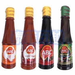 {泰菲印越} 印尼 ABC 辣椒醬 甜辣醬 甜醬油 辣醬油 135ml
