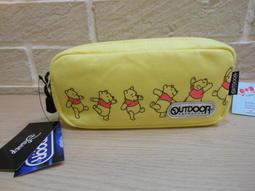 婕的店日本精品~日本帶回~Disney小熊維尼筆袋化妝包