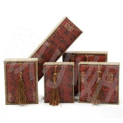 【小資水晶】中國風 流蘇錦盒 小鐲盒 大鐲盒 手珠盒 手排盒 戒指盒 耳環盒 項鍊盒 吊墜盒 佛珠盒