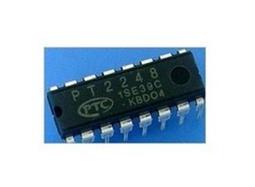 (10pcs/1標)全新原裝 遙控器解碼器 PT2248 DIP-16