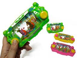 【常田 EZ GO】水中遊戲機 玩具遊戲機 水壓套圈圈玩具 水中投籃機 掌中遊戲機 6入/105元