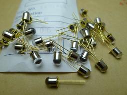 (C8C)200顆一拍500元金屬殼金腳ST-1KLA光敏紅外線接收器接收三極管
