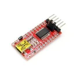 【浩洋電子】雙電源3.3/5V FT232R mini USB TO TTL模組 *網路價*