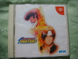 SNK Dreamcast DC THE KING OF FIGHTERS 拳皇 99 夢幻對決