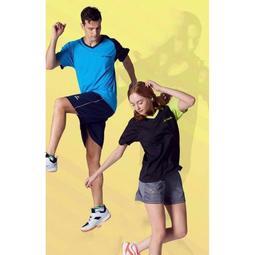 【Spinvo運動聯盟】人人是model ➤Nittaku 桌球衣 3972(藍)3979(黃)