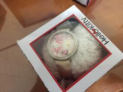 全新未拆封 三麗鷗 正版 HELLOKITTY 時尚高級手錶 日本限定款
