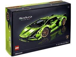 現貨 樂高 LEGO 42115 藍寶堅尼 Lamborghini 1/8 Sián FKP 37 3696pcs