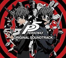 ◎日本販賣通◎(現貨供應) 女神異聞錄 5 PERSONA5 遊戲原聲帶/ OST (3CD)