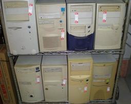 【小楊電腦】中古P2 P3 K5 K6 電腦主機有 ISA x 1 ISA x2 ISA x 3  數台
