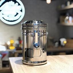 【沐湛伍零貳】EARTH 台灣製 304不鏽鋼 密封罐 260g 咖啡豆罐 儲豆罐 茶葉罐