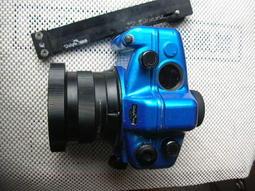 【AB的店】Delphinus ce-rx潛水殼 Canon  EOS Kiss用~