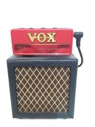 VOX AMPLUG(JOE SATRIANI)+CAB