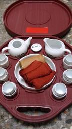 全新未使用茶之鄉旅遊泡茶組