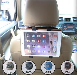 Car Tablet Holder Automobile Mount Air Vent Clip Cradle For iPad Support IC1U
