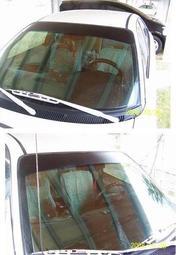汽車貼紙 前檔貼紙 檔風玻璃貼紙 比隔熱紙遮陽效果好 最便宜 2張特價中