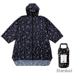 *現貨*日本Kiu 星星 輕便雨衣 長袖雨衣 防水風衣 雨披 空氣感雨衣