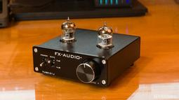 【11月初到貨可預購】日本熱銷 真空管前級 FX-audio- TUBE-01J 日本升級版