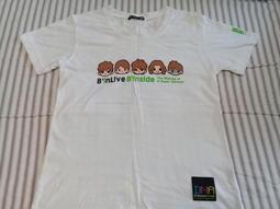 五月天 阿信,瑪莎,怪獸,石頭,冠佑 Q版T恤 穿過一次 九成新  保存良好 售450含運