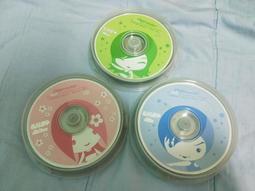 全新 S.H.E Q版公仔空白CD磁片
