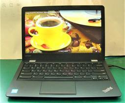 [貳樓]Lenovo Thinkpad 13 ChromeBook/13.3吋/i5-6300U/8GB/32GBeMM