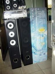 s★阿公的店★ F162...CASTAN高級影音擴大主機.P75喇叭組 E20 俗賣如相
