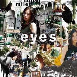 (代訂)4547366447958 milet 1st專輯「eyes」初回生產限定盤B CD+DVD