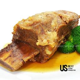 極禾楓肉舖☆台塑牛小排(熟食)☆加熱即時超方便☆馬上可享用牛排大餐☆