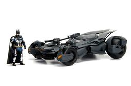 【M.A.S.H】[現貨特價] Jada 1/24 Batmobile Justice League 正義聯盟 含人偶
