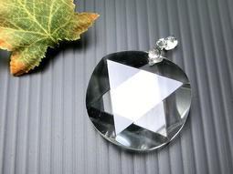 □§Disk的天然水晶§□【守護之星】白水晶大衛星墜(特價不挑款)FK02