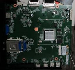 InFocus鴻海LED液晶電視XT-70CM802主機板1P-0133503-4010+視訊盒NO.2728