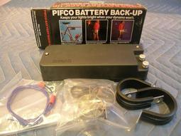 ◎英國PIFCO磨電燈備援電池組─老鋼管適用─免運費
