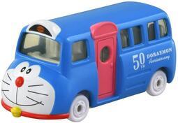TOMICA 夢幻車系#158 哆啦A夢50周年紀念小巴士_16213 日本TOMY多美小汽車 永和小人國玩具店