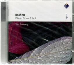 *【正價品】封特奈三重奏 // 布拉姆斯:第三 & 四號鋼琴三重奏 ~ 歐版 -華納唱片、2015年發行